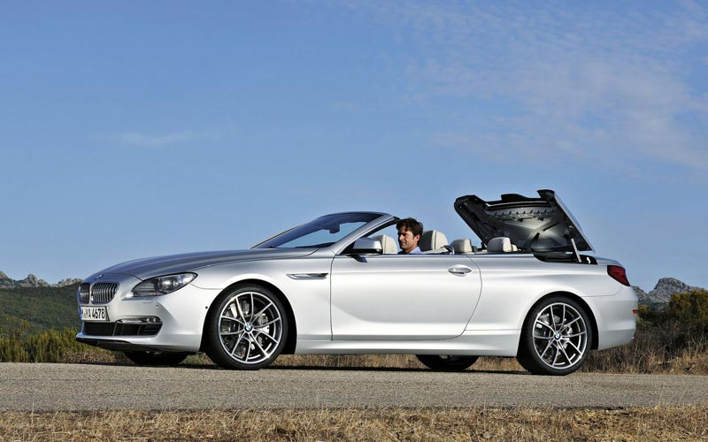 Фото BMW 6-series Convertible