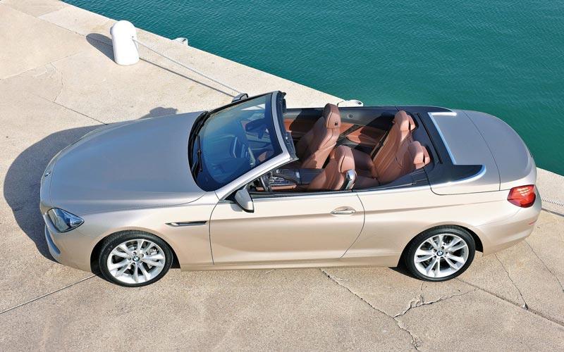 Фото BMW 6-series Convertible