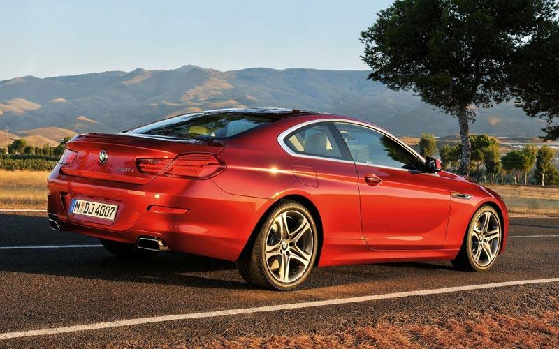 Фото BMW 6-series