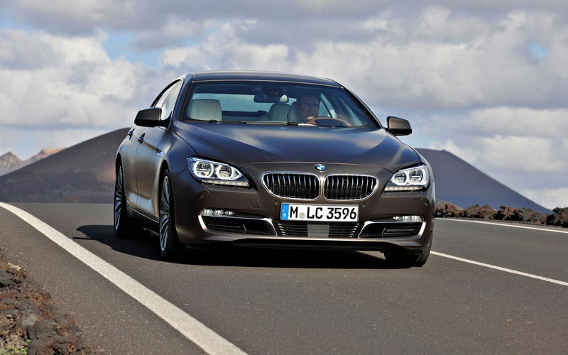 Фото BMW 6-series Gran Coupe