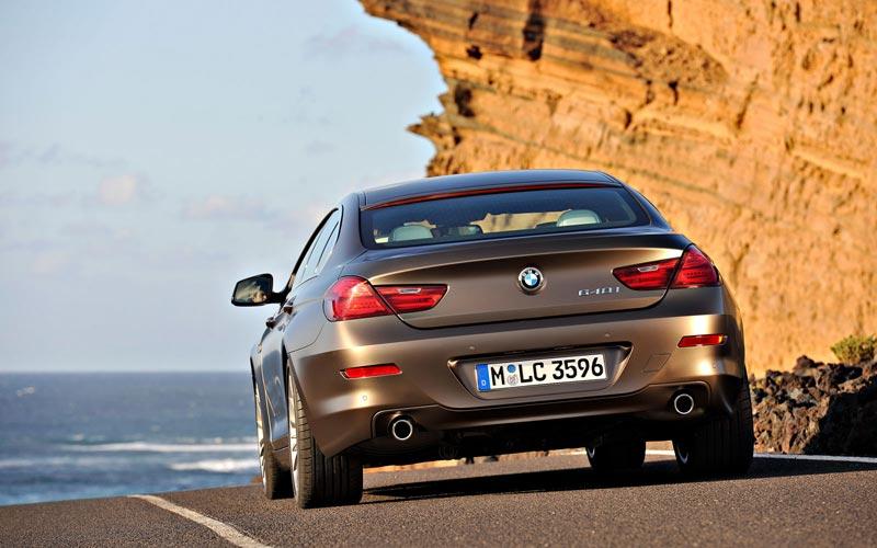 Фото BMW 6-series Gran Coupe