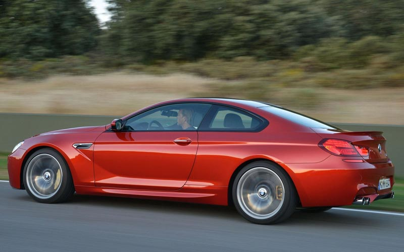 Фото BMW M6