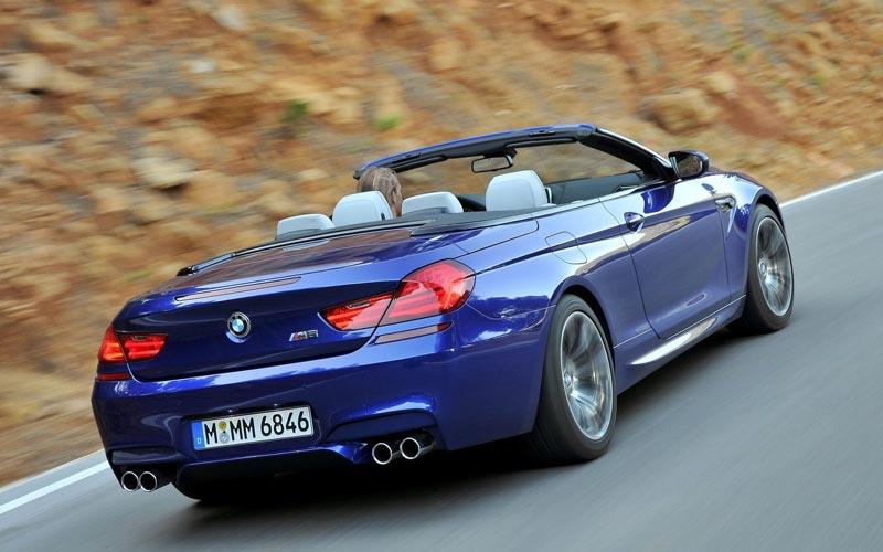 Фото BMW M6 Convertible