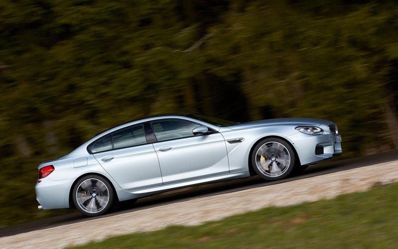 Фото BMW M6 Gran Coupe