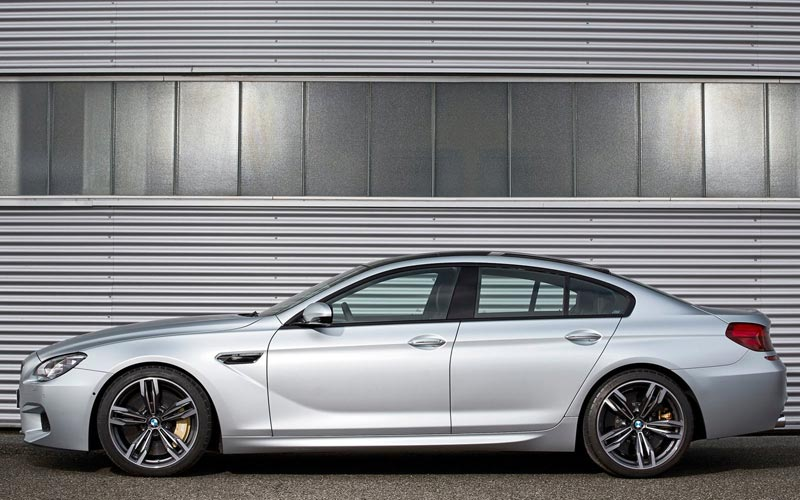 Фото BMW M6 Gran Coupe
