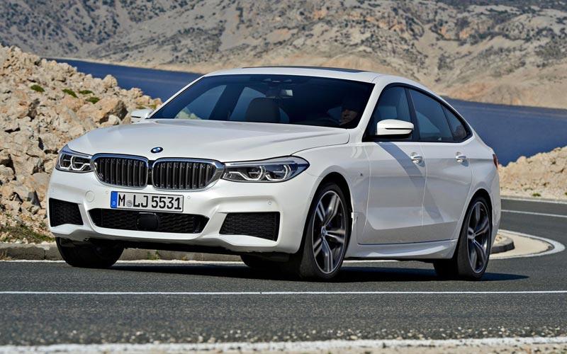 Фото BMW 6-series Gran Turismo
