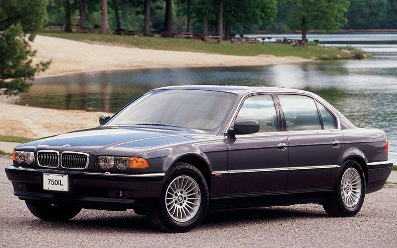 Фото BMW 7-series L  (1996-2001)