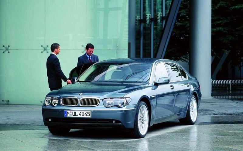 Фото BMW 7-series L  (2001-2004)