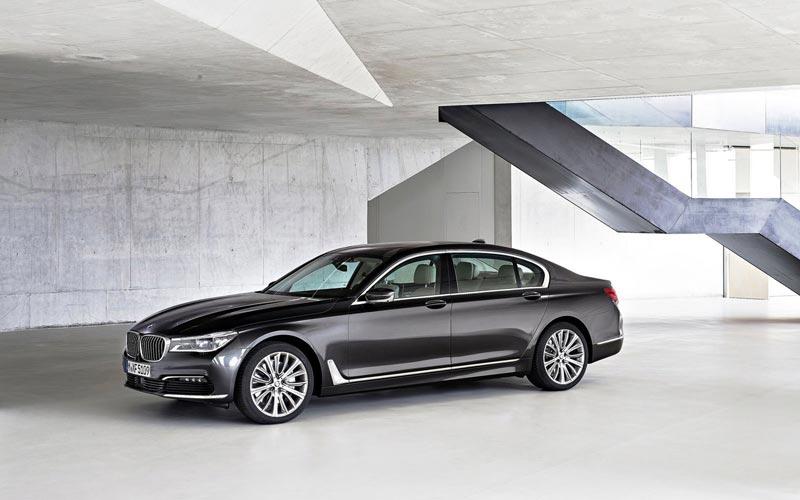 Фото BMW 7-series L