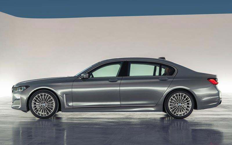 Фото BMW 7-series 2019