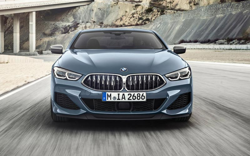 Фото BMW 8-series