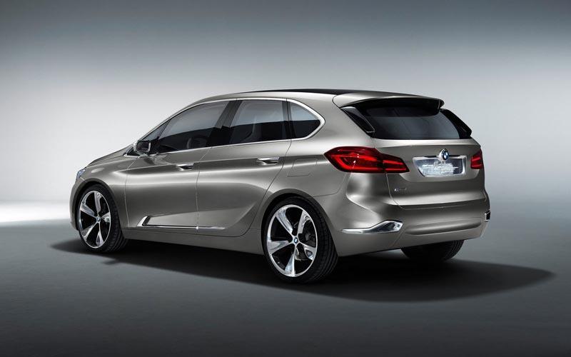 Фото BMW Active Tourer Concept