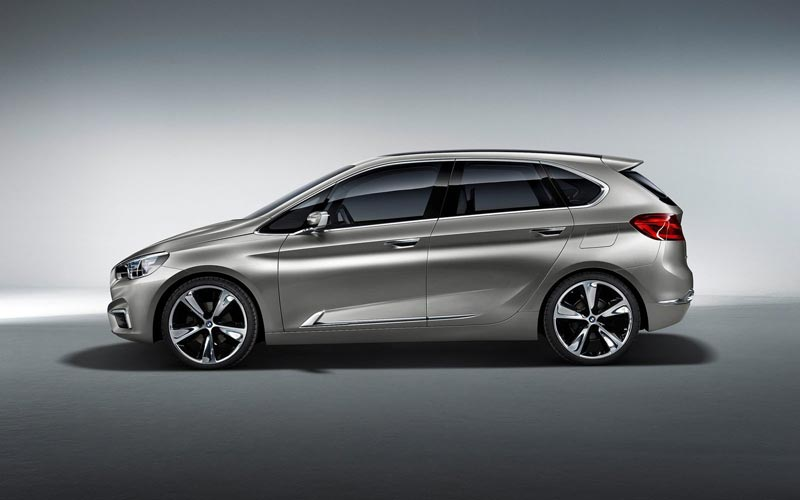 Фото BMW Active Tourer Concept