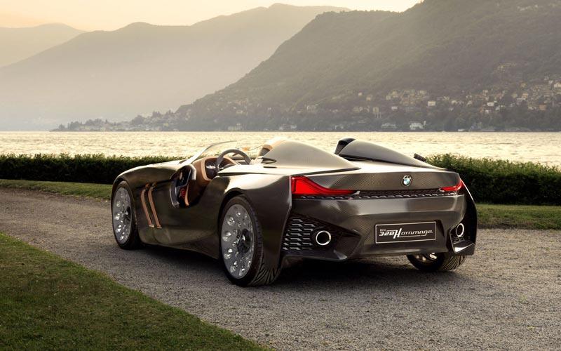 Фото BMW 328 Hommage Concept