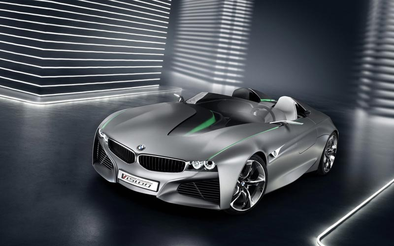 Фото BMW ConnectedDrive Concept