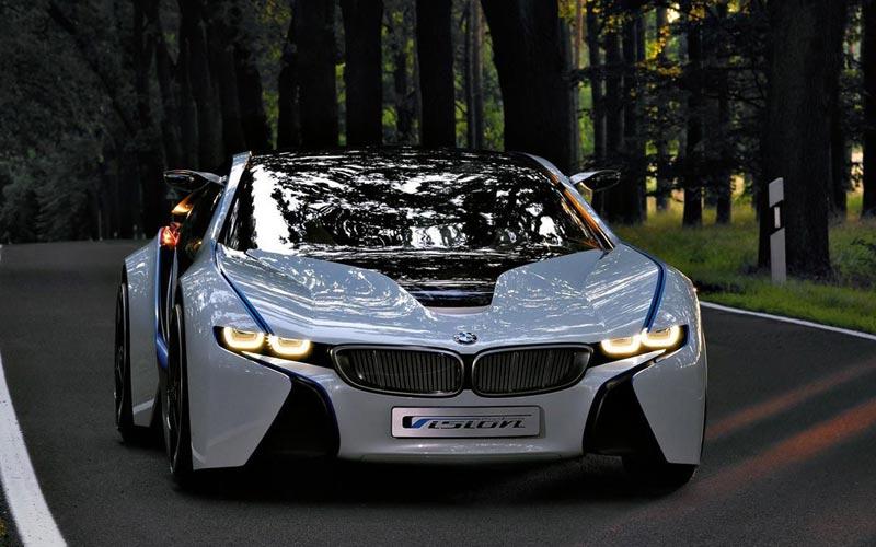 Фото BMW Vision EfficientDynamics