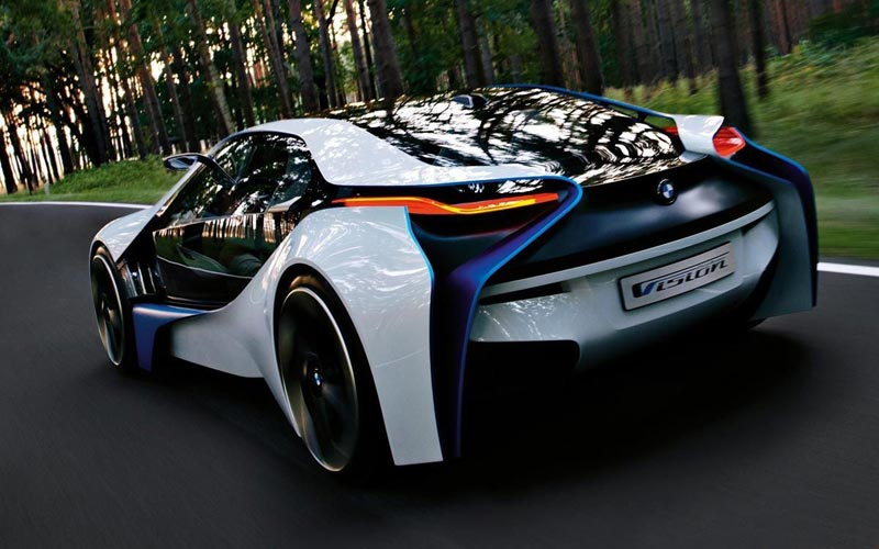 Фото BMW Vision EfficientDynamics