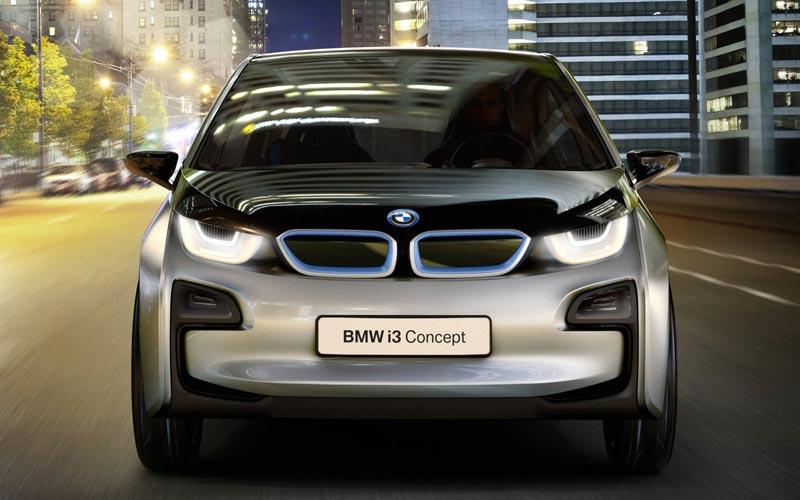 Фото BMW i3 Concept