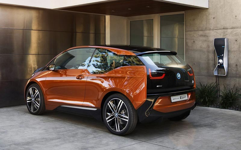 Фото BMW i3 Coupe