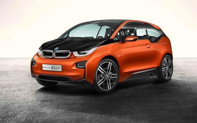 Фото BMW i3 Coupe