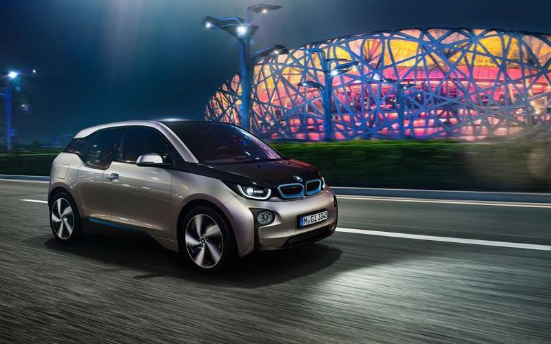 Фото BMW i3  (2013-2017)