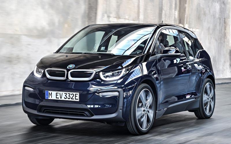 Фото BMW i3 2017