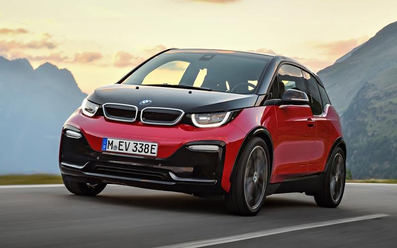 Фото BMW i3s