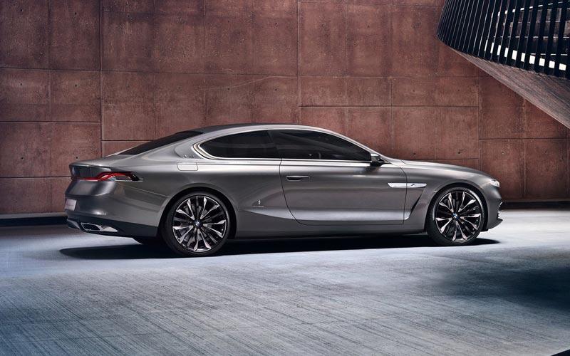 Фото BMW Pininfarina Gran Lusso Coupe