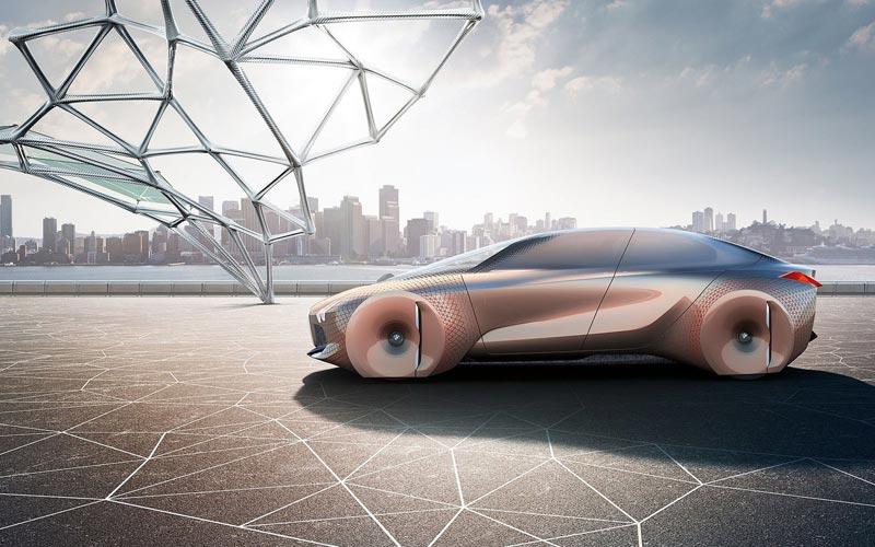 Фото BMW Vision Next 100 Concept
