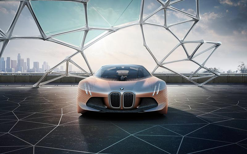 Фото BMW Vision Next 100 Concept