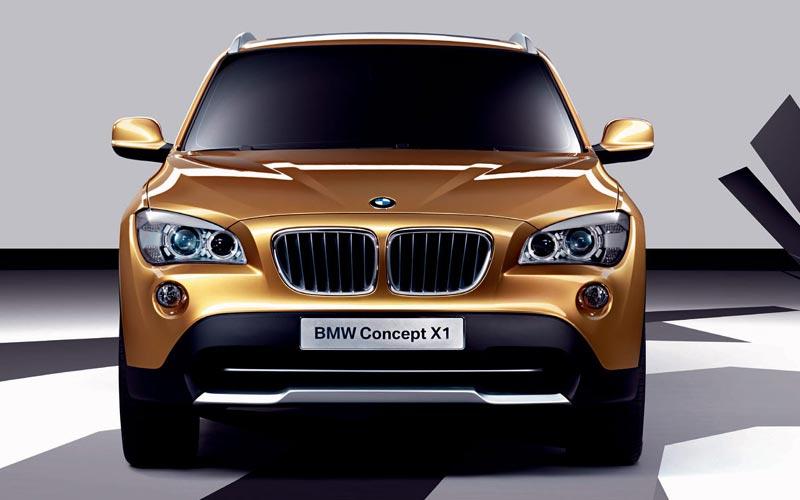 Фото BMW X1 Concept