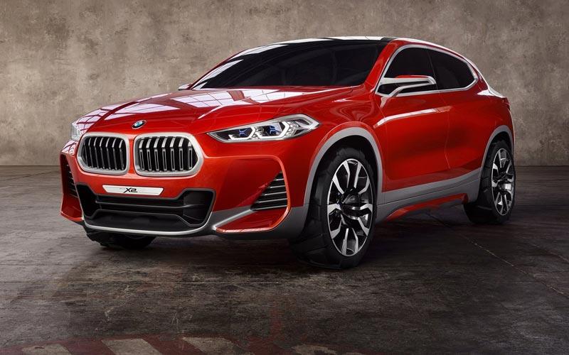 Фото BMW X2 Concept