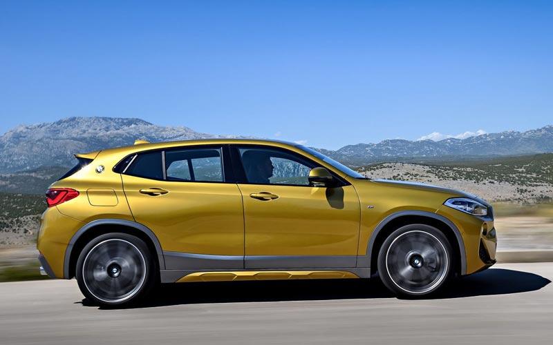 Фото BMW X2