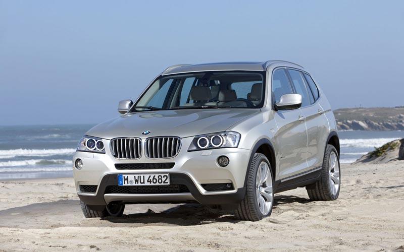 Фото BMW X3  (2010-2014)