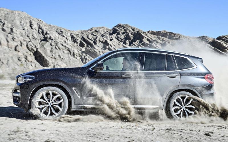 Фото BMW X3 2017