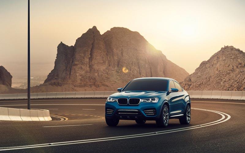 Фото BMW X4 Concept