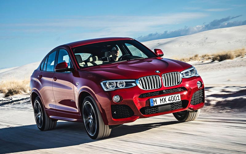 Фото BMW X4  (2014-2018)
