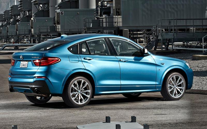 Фото BMW X4 M40i