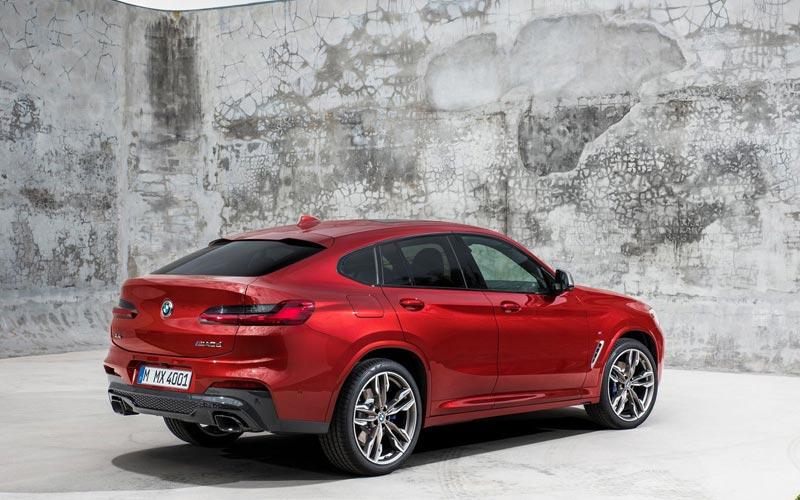 Фото BMW X4 2018