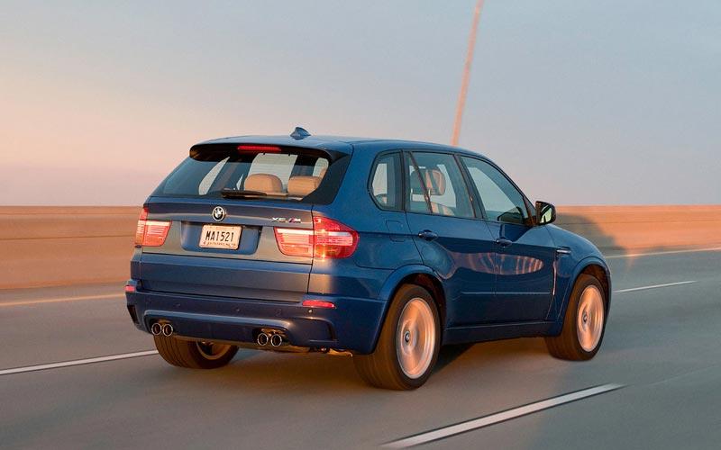 Фото BMW X5 M  (2009-2013)
