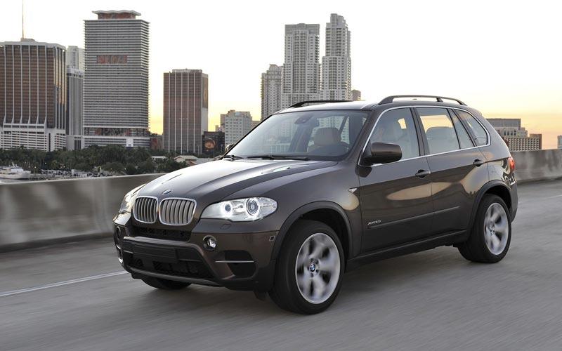 Фото BMW X5  (2010-2013)