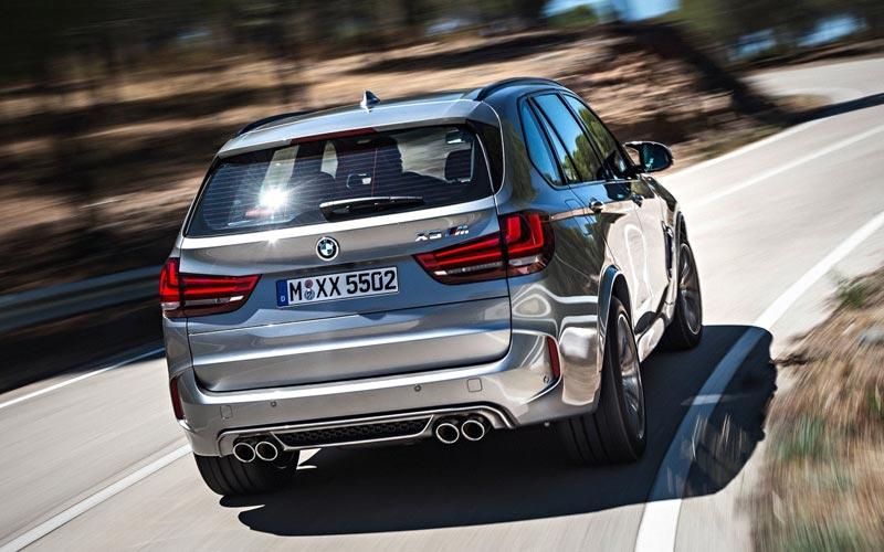 Фото BMW X5 M