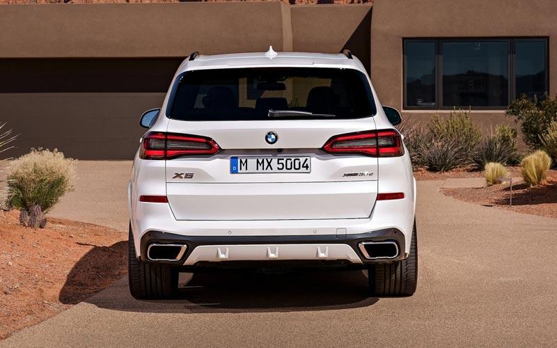 Фото BMW X5 2018