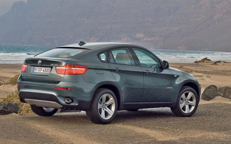 Фото BMW X6  (2008-2012)