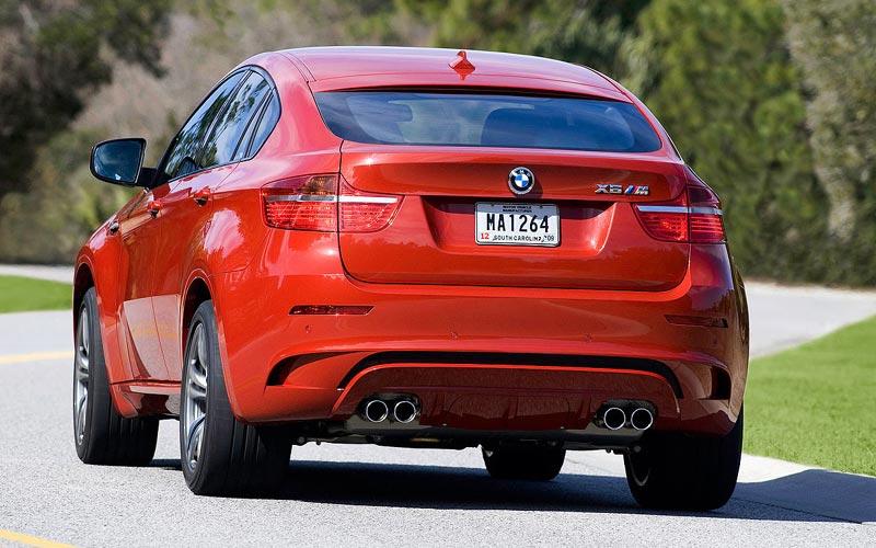 Фото BMW X6 M  (2009-2012)