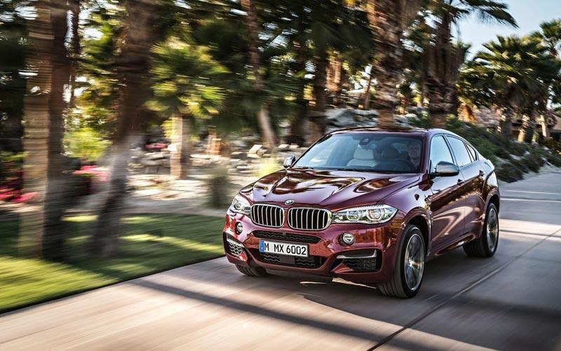 Фото BMW X6