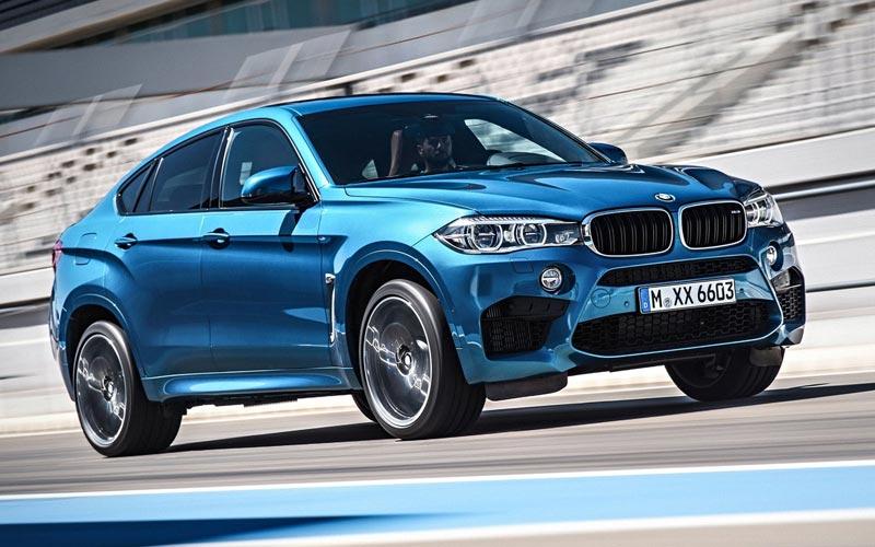 Фото BMW X6 M