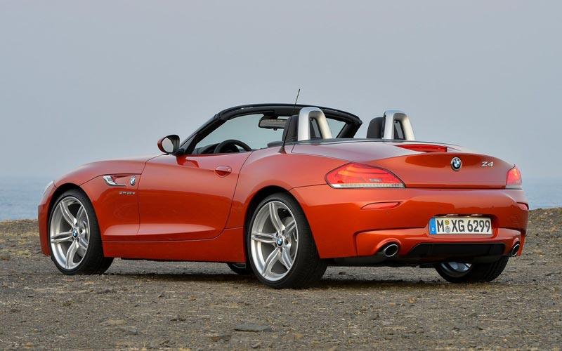 Фото BMW Z4
