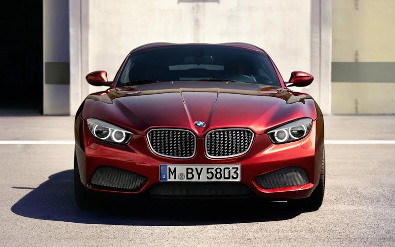 Фото BMW Zagato Coupe Concept