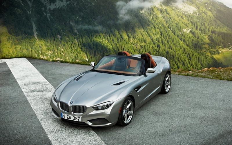 Увеличить фото bmw zagato roadster concept